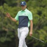 2018 PGA Championship: Round 1 - Putt on No. 4