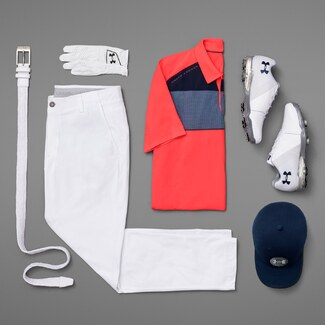 UA Kit for 2018 U.S. Open - Thursday