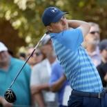 2018 Genesis Open: Round 3 - Jordan on No. 11