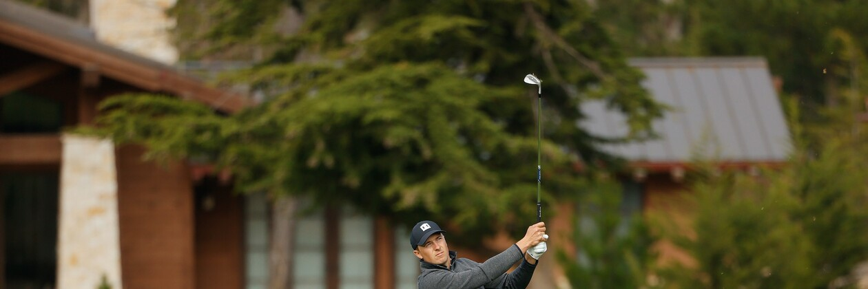 2021 AT&T Pebble Beach Pro-Am: Round 2 - Jordan's Second Shot on the 5th