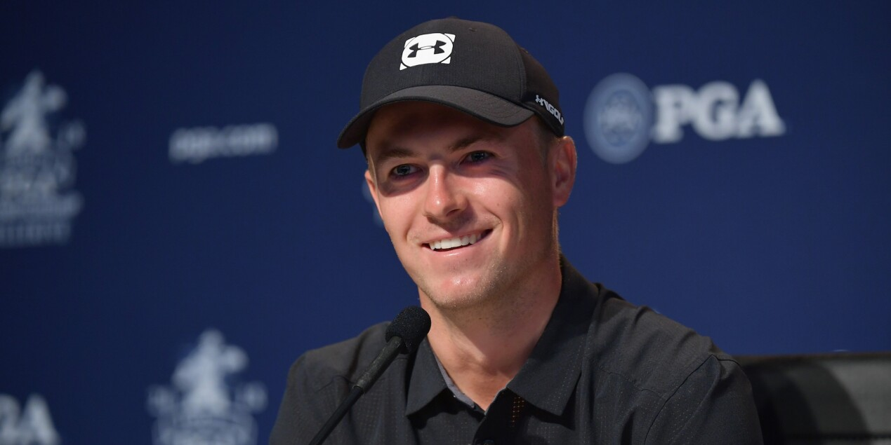 2018 PGA Championship: Preview Day 2 - Press Conference