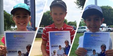 2015 Drive, Chip and Putt Qualifier in Plano, TX