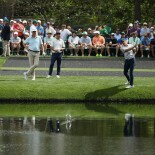 2018 Masters Tournament: Preview Day 1 - Skipping His Ball on No. 16