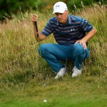 2018 Open Championship: Final Round - Off the Green on No. 12