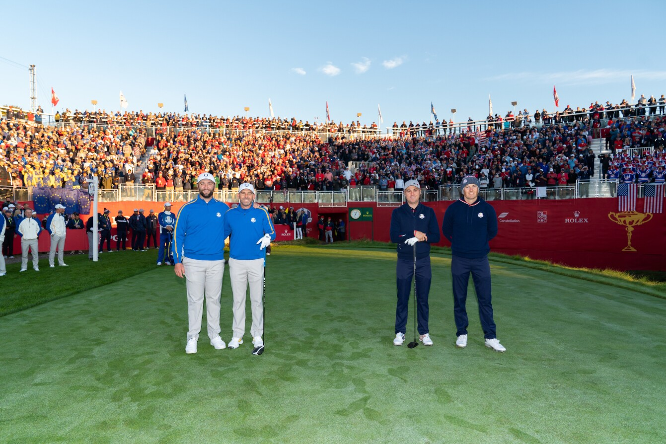 2021 Ryder Cup: Day 1 - Morning Foursome Matches