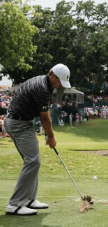 Jordan Spieth at the Crowne Plaza Invitational