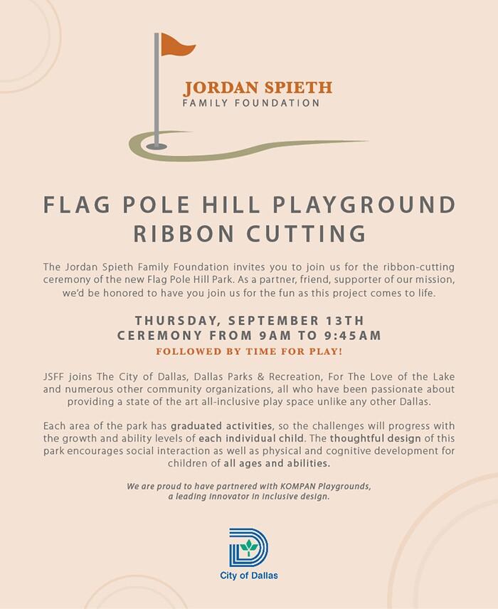 JSFF FlagPole Park Invite