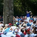 2018 PGA Championship: Round 3 - Tee Shot on No. 15