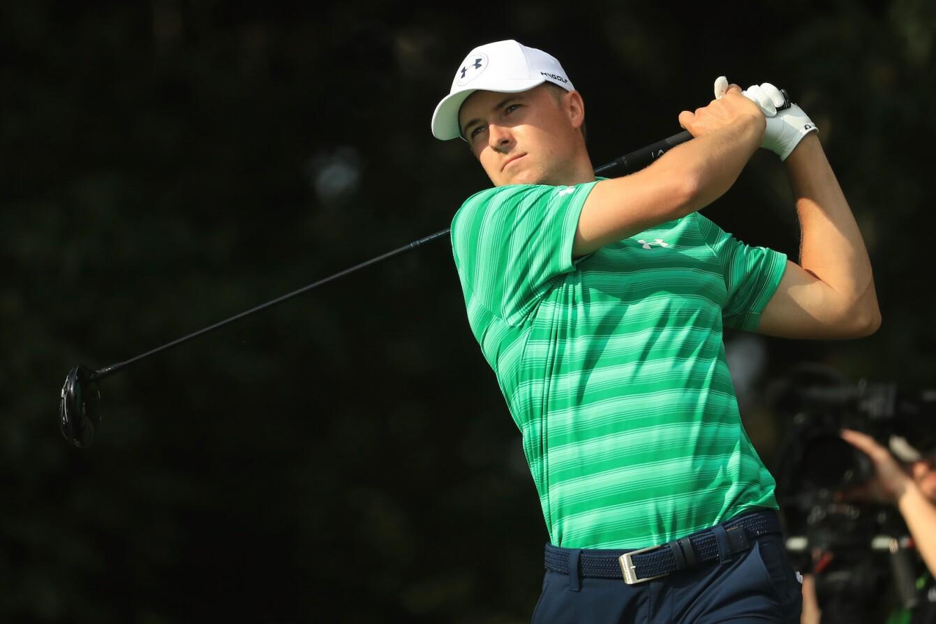 2017 PGA Championship: Round 1 - Tee Shot on 12
