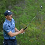 2021 Valero Texas Open: Final Round - Swing on 7th Tee