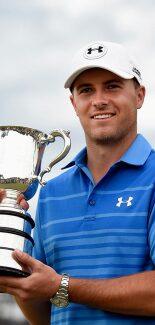 Jordan Spieth Wins Australian Open