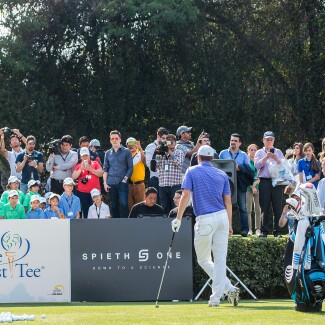 Spieth One Global Tour Mexico: Interactive Q&A Session
