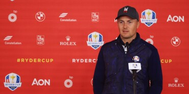 2021 Ryder Cup: Previews - Jordan Meets With the Press