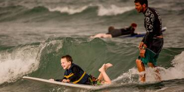 2016 Autism Surf Camp