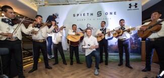 Spieth One Global Tour Mexico: Mariachi Band