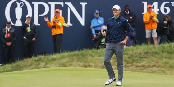 fb0c339138a 2017 Open Championship: Final Round - A Par Putt Clinches Jordan's Victory  at The Open