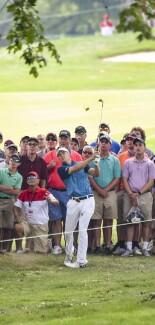 2017 WGC Bridgestone Invitational: Round 1 - 8th Hole