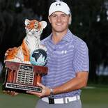 Jordan Spieth Wins the 2014 Hero World Challenge