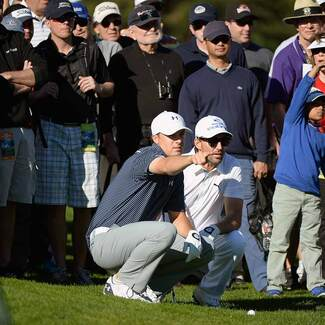 Jordan Spieth at AT&T Pebble Beach