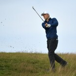 The Open Championship 2019: Round 1 - Shot on No. 17