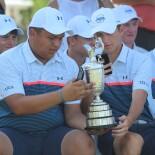 2018 UA/AJGA Event - AJGA Golfers With the Claret Jug