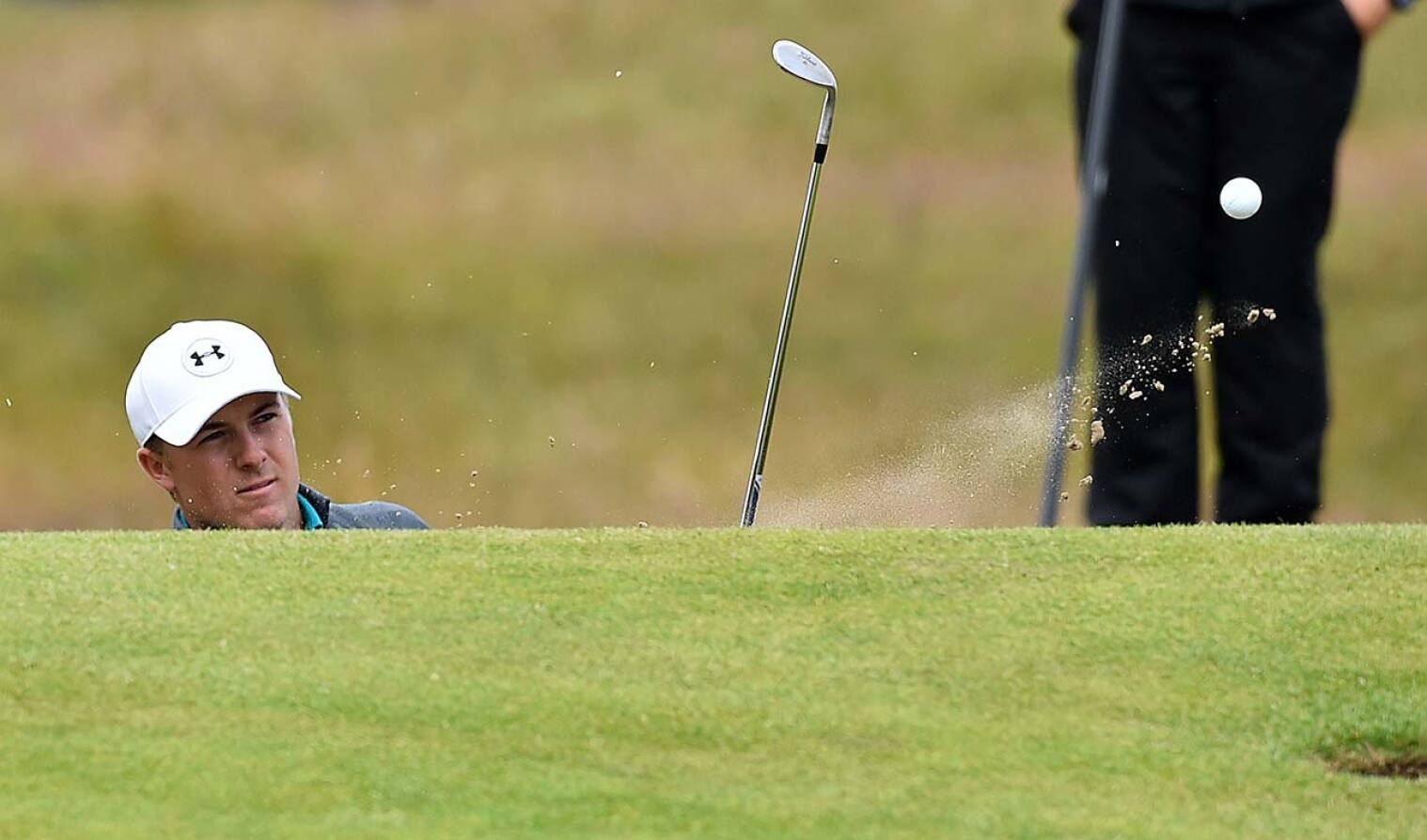 The 2015 Open Championship: Round 1