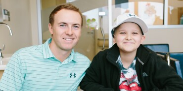 Children's Medical Center Foundation: 13 (lede)