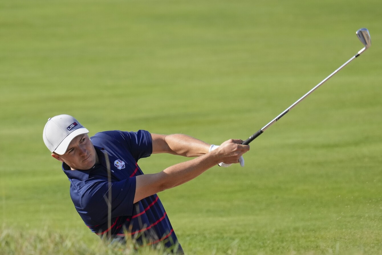 2021 Ryder Cup: Day 1 - Shot on No. 11