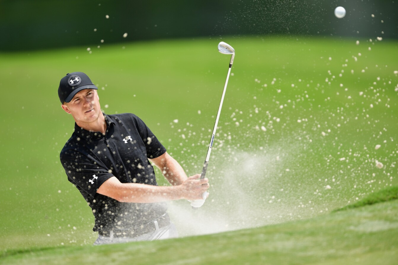 2017 PGA Championship: Preview Day 3 - Bunker Shot
