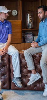 Spieth One Global Tour Mexico: Interview
