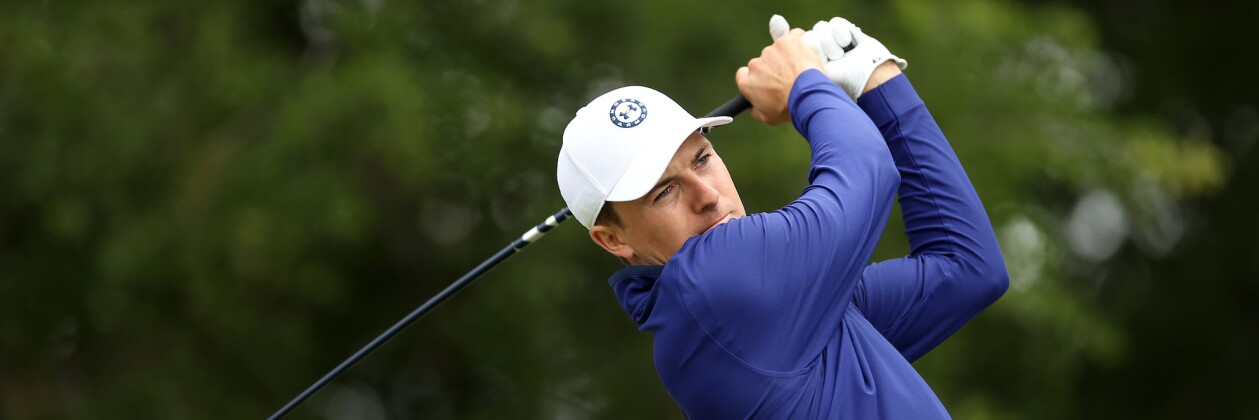 2021 AT&T Byron Nelson: Round 2 - Tee Shot on No. 2