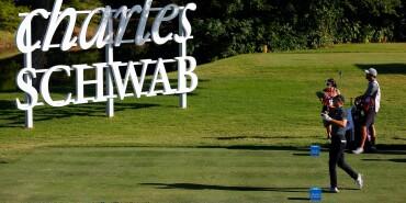 2020 Charles Schwab Challenge: Round 2 - Tee Shot on No. 12