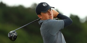 The Open Championship 2019: Round 2 - Driving on No. 12