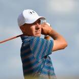 2018 Open Championship: Final Round - Tee Shot on No. 8