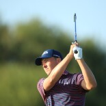 2021 Open Championship: Round 3 - Show on No. 14