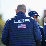 2018 Ryder Cup: Saturday Morning Fourball - A Conference With Furyk