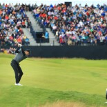 The Open Championship 2019: Round 2 - Approach Shot During the Second Round