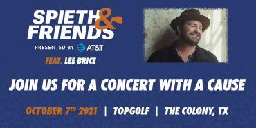 2021 Spieth & Friends - Featuring Lee Brice