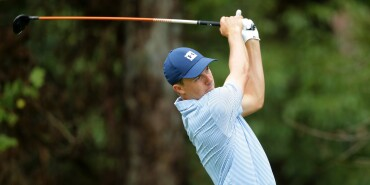 2019 Wyndham Championship: Round 2 - Shot on No. 13