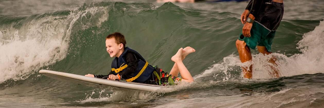 2016 Autism Surf Camp