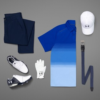 2018 PGA Championship: UA Kit for Sunday