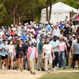2021 Valero Texas Open: Final Round - Swing on 7th Tee