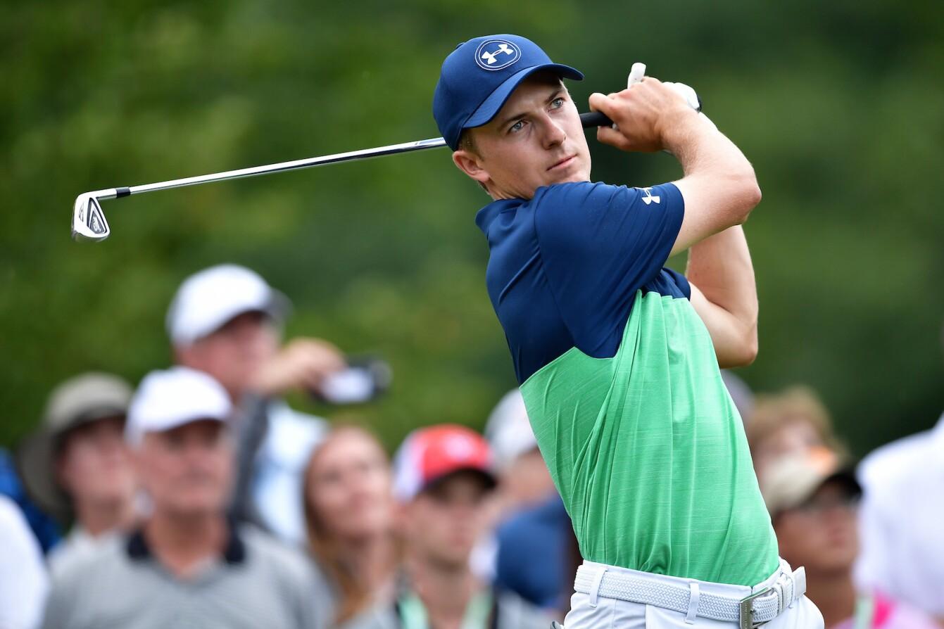 2017 PGA Championship: Round 2 - 13th green