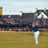 2018 Open Championship: Round 3 - Shot on No. 17