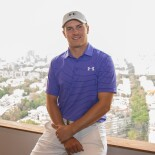Spieth One Global Tour Mexico: Under Armour office