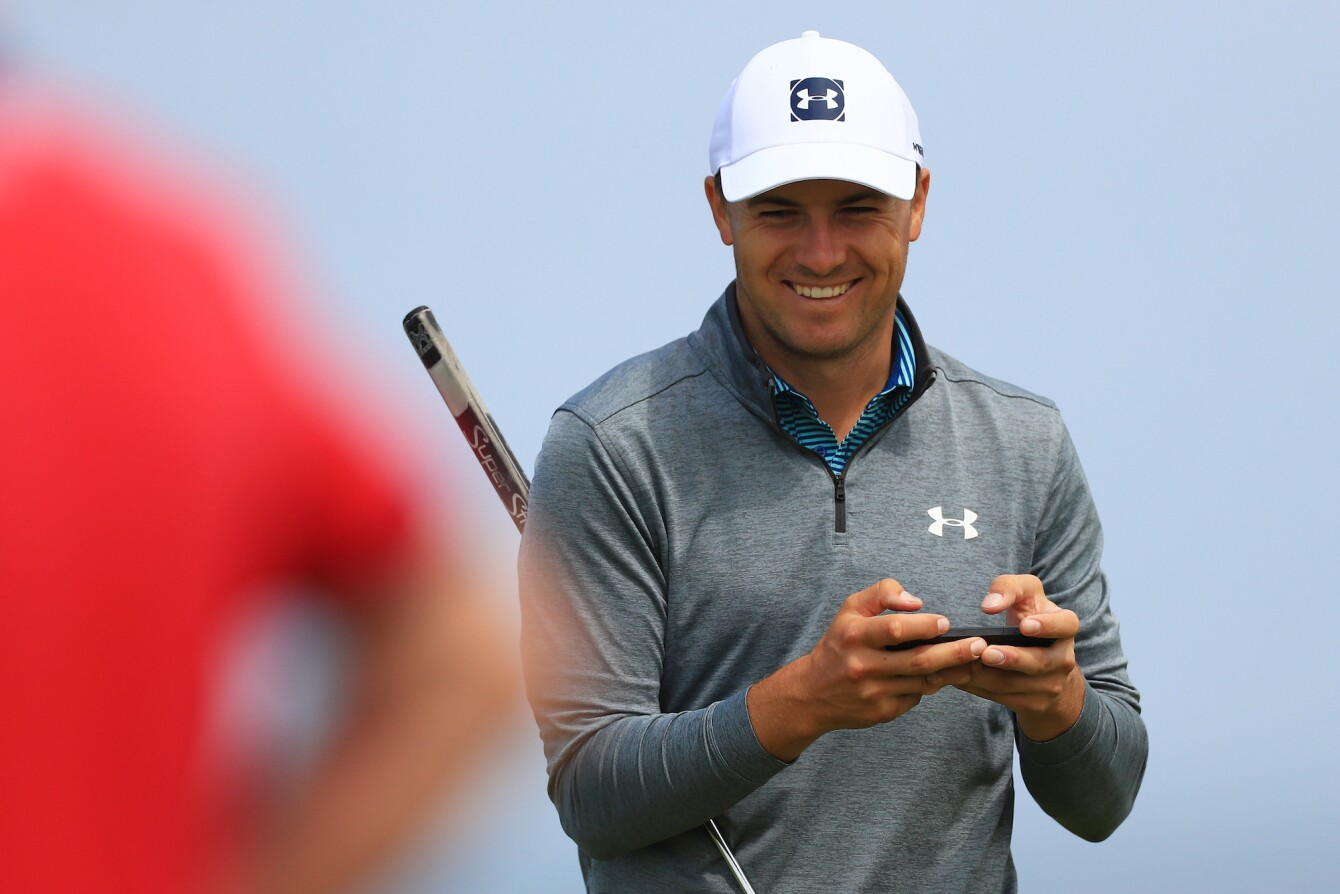 The Open Championship 2019: Preview Day 1 - A Relaxed Moment on Monday
