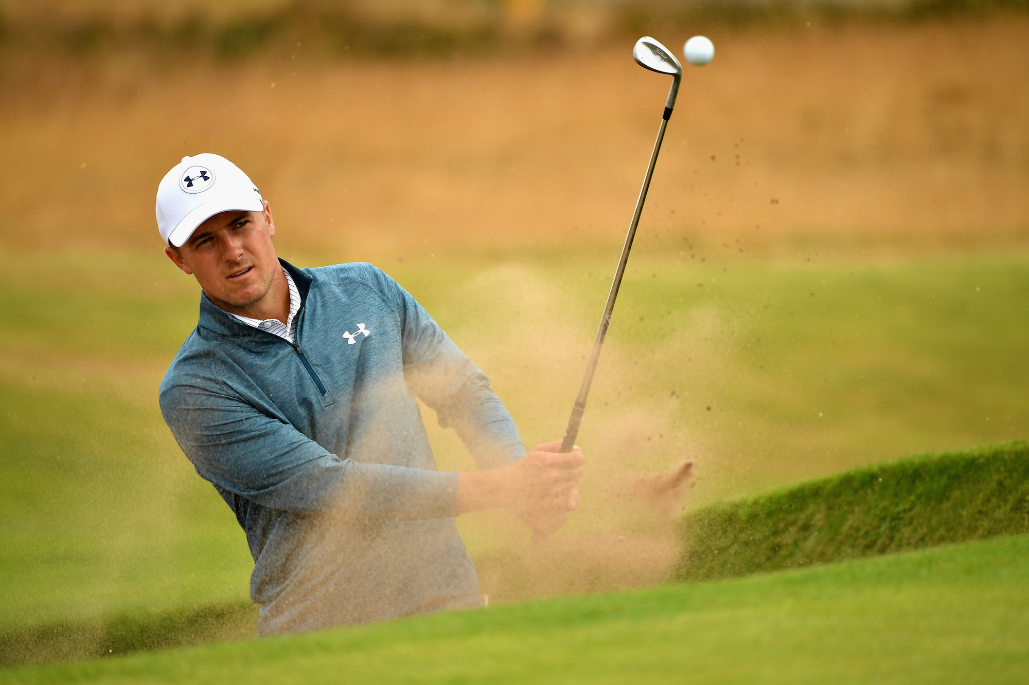 2018 Open Championship: Previews - Hitting Out of Bunker