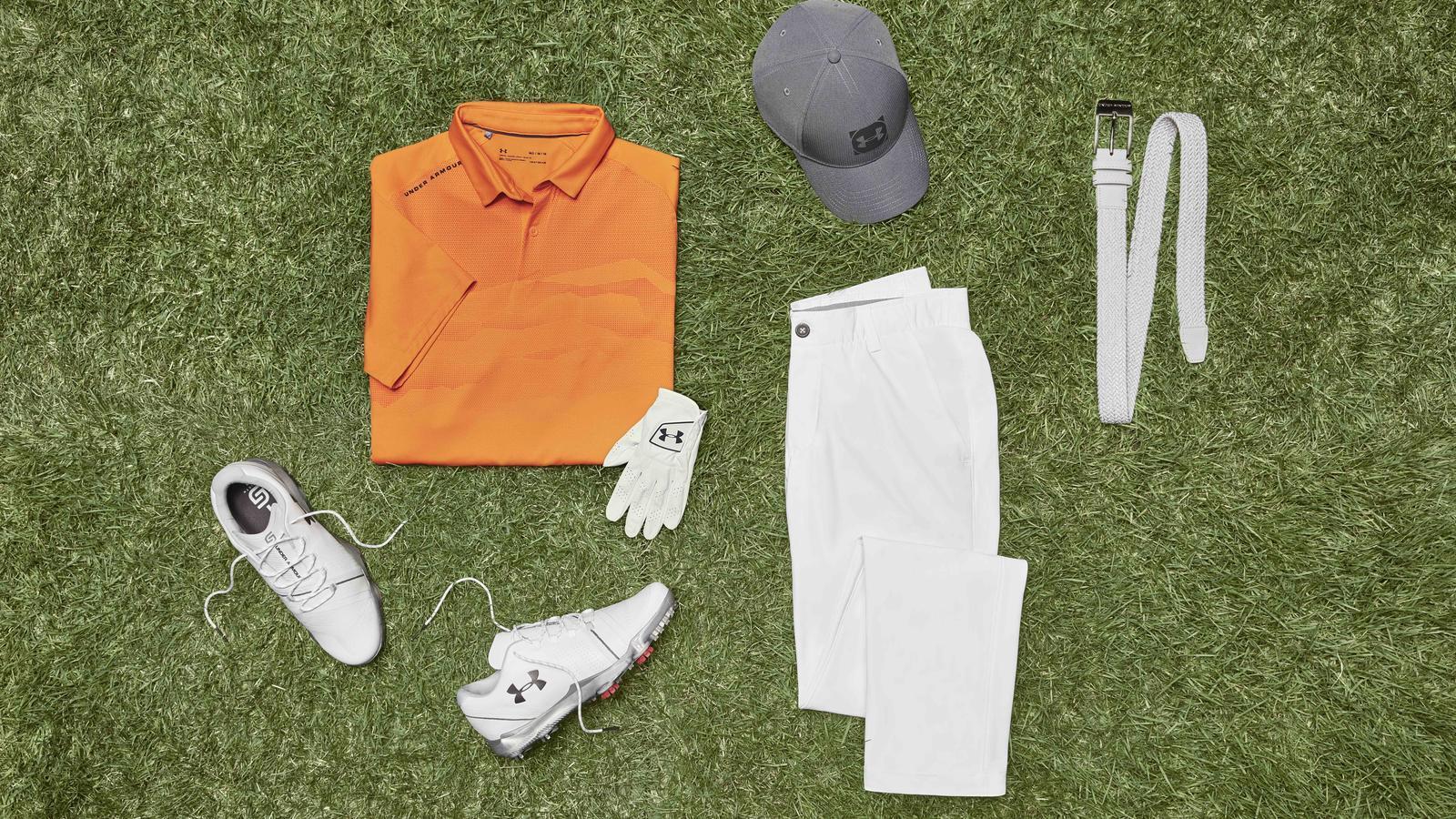 2019 PGA Championship: Jordan's UA Thursday Scripting