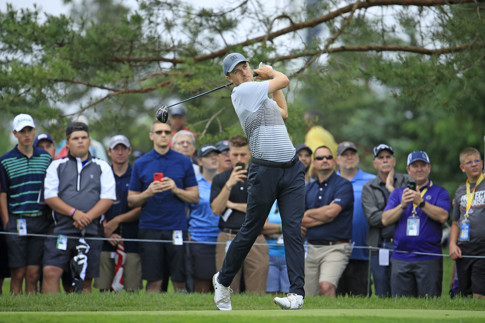 The 2019 Memorial Tournament: Round 1 - Teeing Off on No. 11
