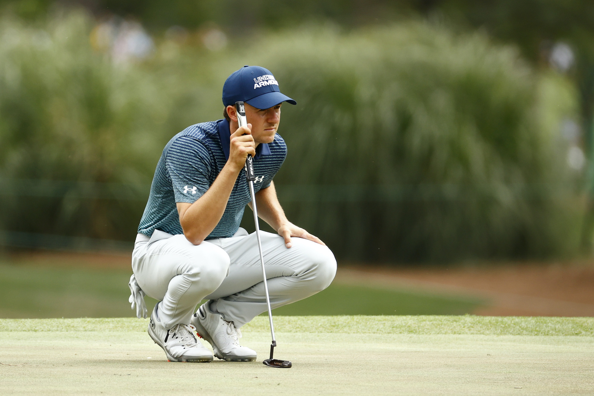 2021 Masters Tournament: Round 1 - 3rd Green